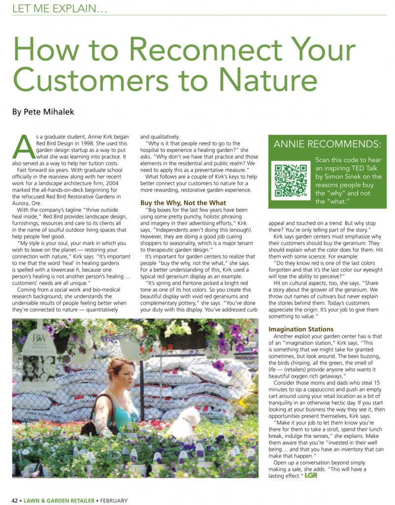 Lawn&Garden Retailer Mag_Feb 2013